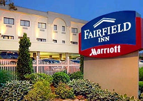 Fairfield Inn Hotel in Syosset New York (Nassau County Long Island)